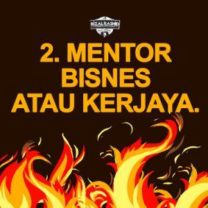 mentor bisnes