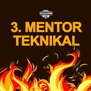 mentor teknikal